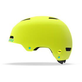 Giro Dime FS MIPS casco per bici Bambino giallo